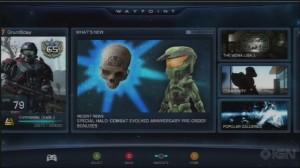 Halo Waypoint Update