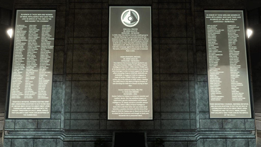 Monument to ONI's sins
