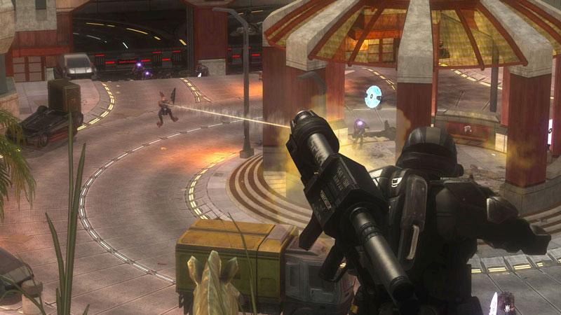Sniper vs. Snipers