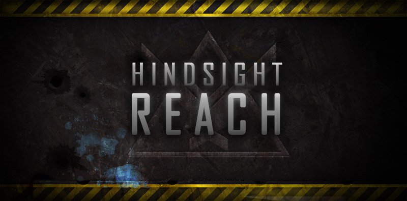 Hindsight Reach banner