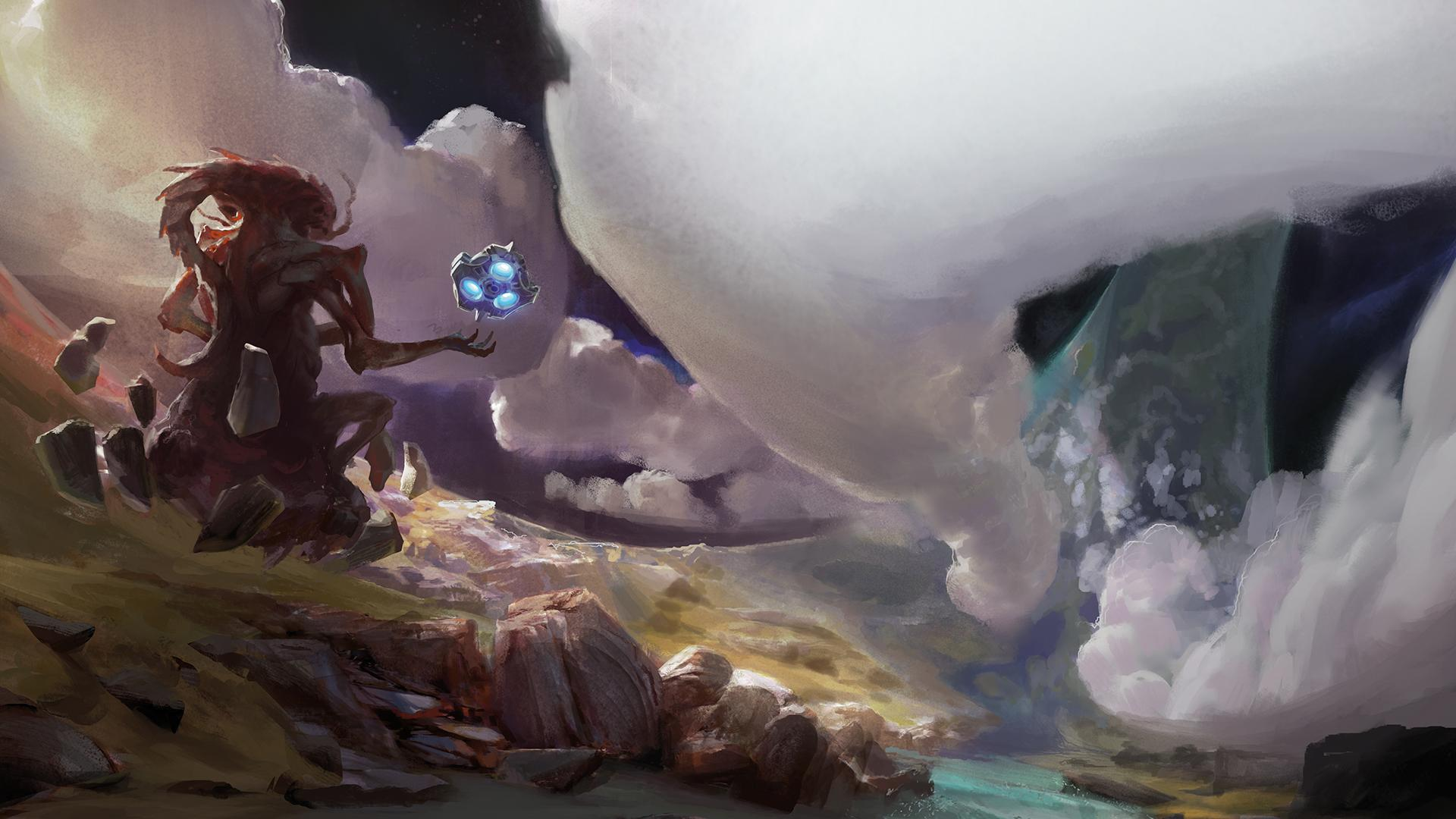 Mendicant Bias in Halo Mythos w/ primordial—possibly who killed Cortana?